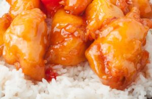 Orange Chicken Crock Pot